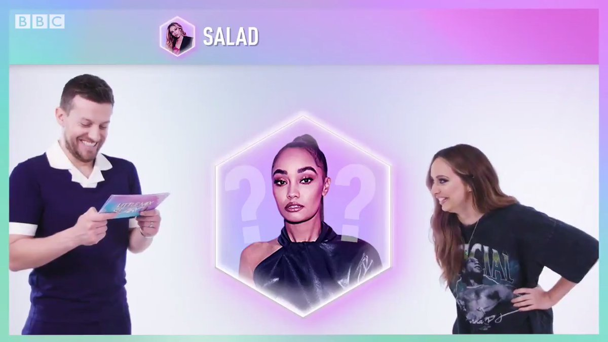 Exactly how well do @LittleMix really know each other?   Social Media Content Host @IAmChrisRamsey put them to the test with the v scientific BFF Quiz... #LittleMixTheSearch
