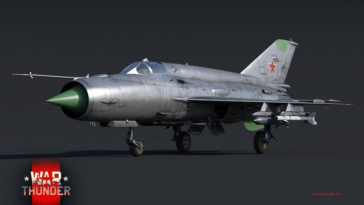 War Thunder Mig 19