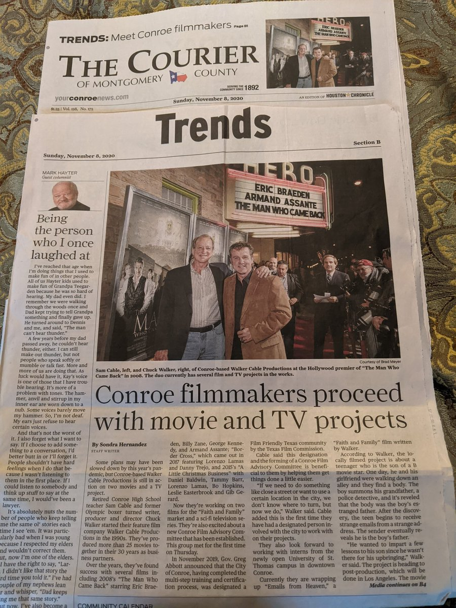 """#MondayMotivation In the #News!  Wanted #business #advertisers for  """"Invaded"""" w/LorenzoLamas, new #scifi series LiveStreaming, #OnDemand AND #TV. BARGAIN!! Buy1 #business TV #commercial & GET17 airs NO COST!      INFO:"""