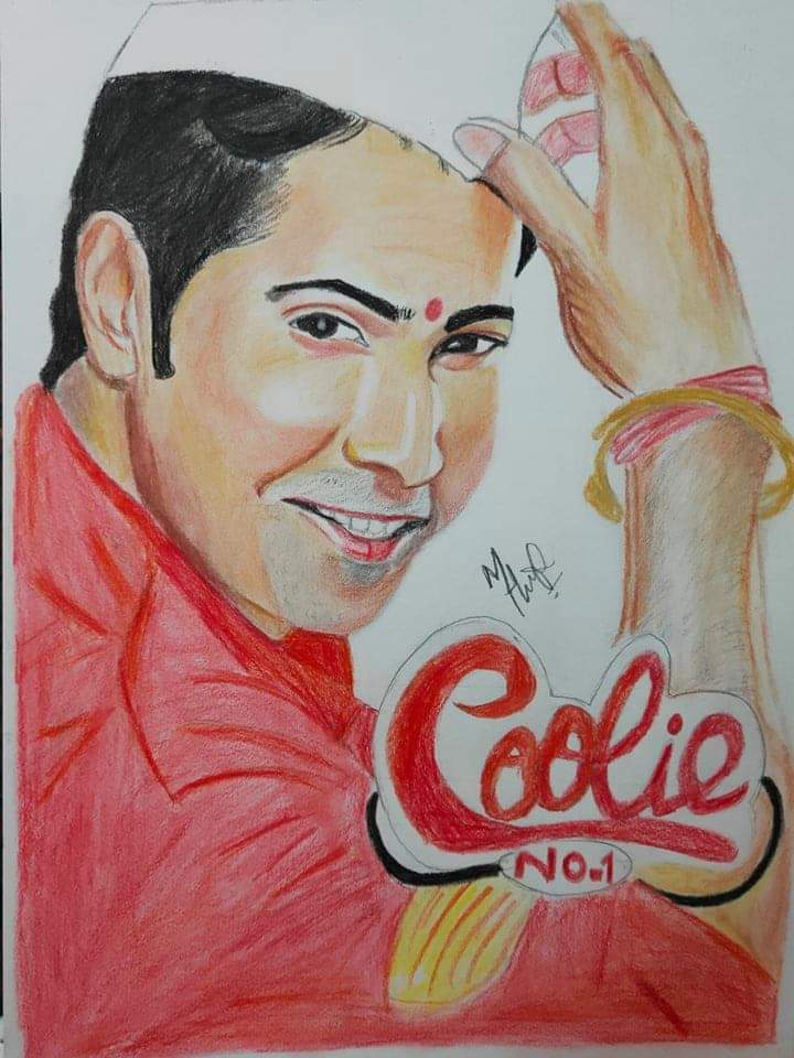 Varun sir see my sketch fangirl from pakistan #coolieno1promotions #worldpremiereonprime #vd #PrimeVideo #varundhawan #coolieno1 #daviddhawan #herono1🇵🇰🇵🇰🇵🇰🇵🇰🇵🇰🇵🇰🇵🇰❤❤❤❤❤❤❤