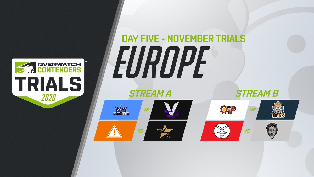 MB_official - The conclusion to this month's EMEA Contenders Trials starts in just under half an hour! 👊  ⏰: 20:00 CET 📺: