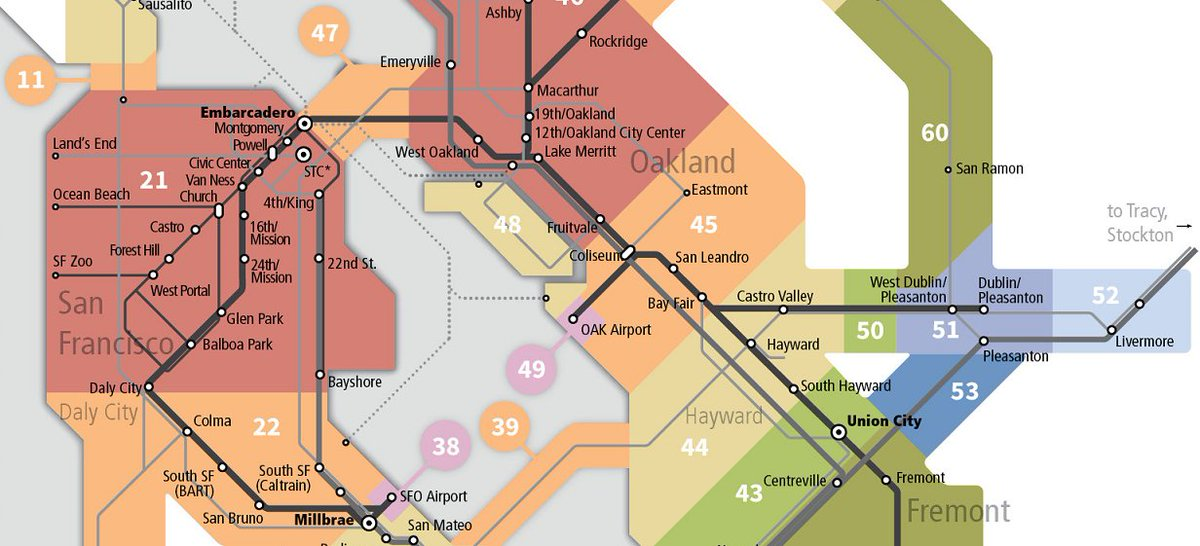 Seamless Bay Area On Twitter One Simple Fare Free Transfers Automatic Fare Caps Join Us On Tuesday Nov 10 To Learn More About Our Vision For A Unified Zone Based Fare System San francisco bay area maps. twitter