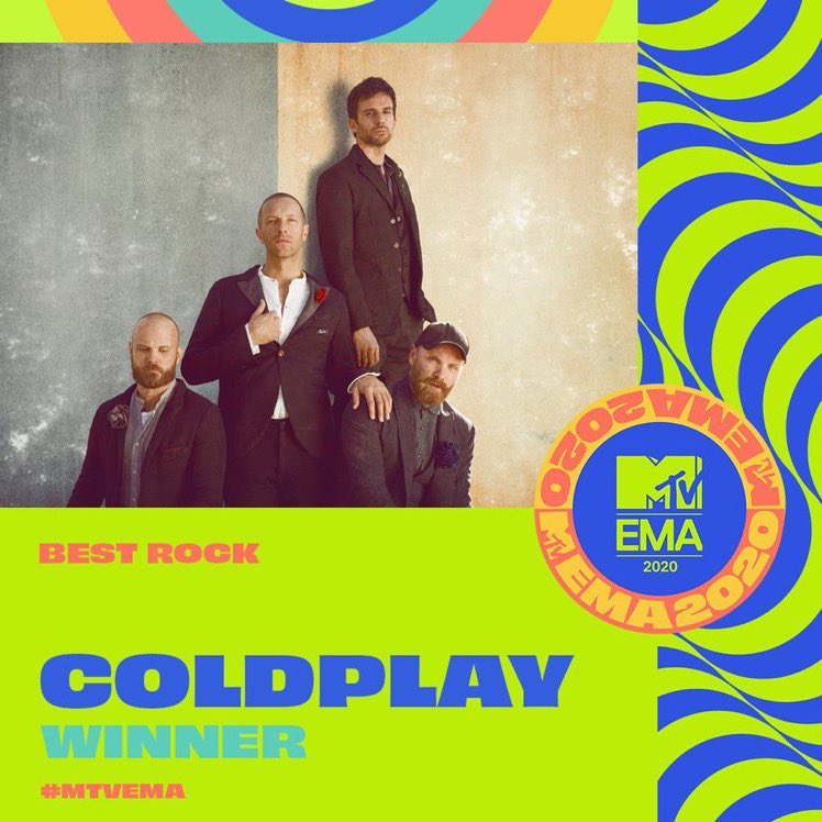Thanks to every single one of you who voted here. Once again, you've proven yourselves The Greatest. Thank you for letting us ride on your wave. Love c, g, w, j & p #MTVEMA