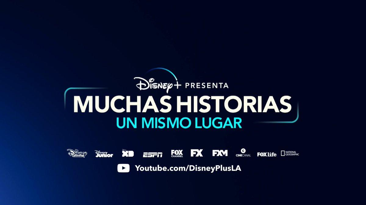 Replying to @disneyplusla: Conoce todo sobre #DisneyPlus antes de su lanzamiento, en un evento lleno de sorpresas.
