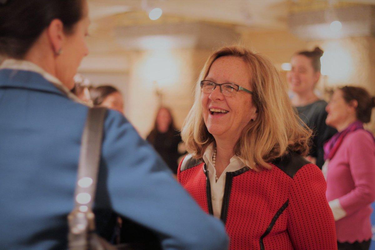 Sheila Riggs SM'87, DMSc'91 serves as an advocate for expanding access to dental care across Minnesota #HarvardServes