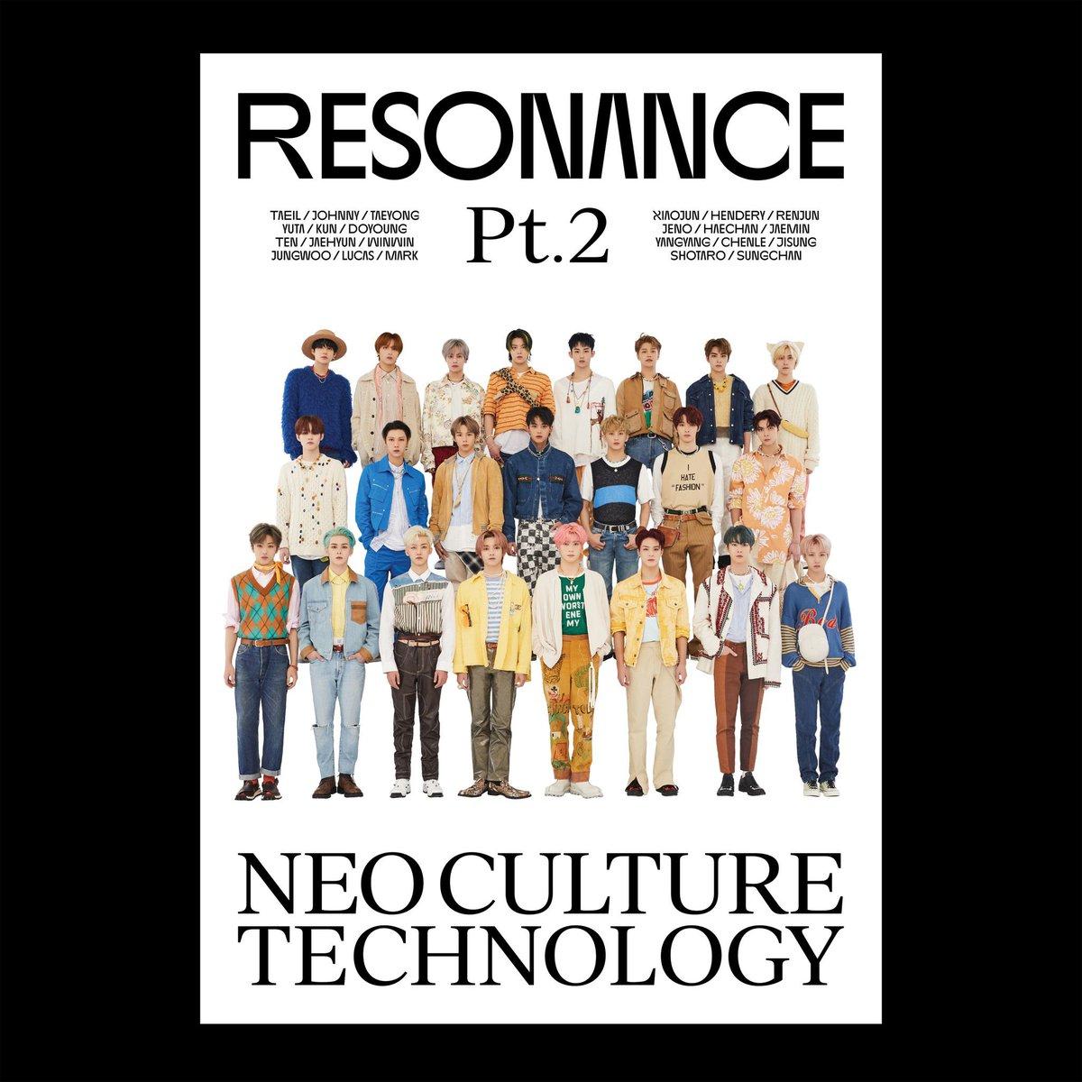 NCT – The 2nd Album RESONANCE Pt.2の発売が決定しました! NCTzen 127-JAPAN  OFFICIAL SHOP & mu-moショップでは特別な特典をご用意!  詳しくはこちら▼ pre.nct-jp.net/news/detail.ph…  #NCT #NCT2020 #NCT_RESONANCE #RESONANCE_Pt2