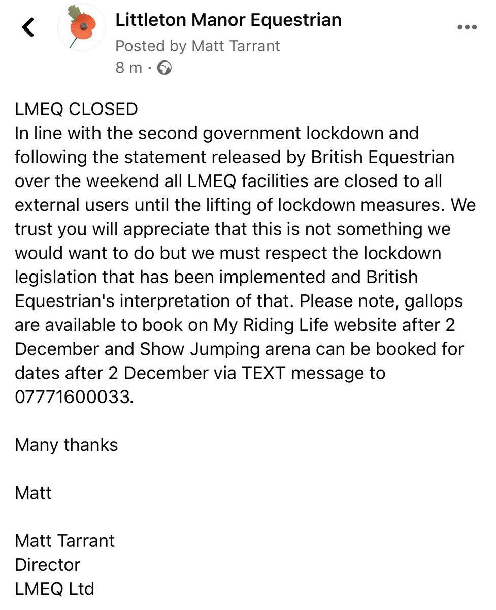 Matthew Tarrant