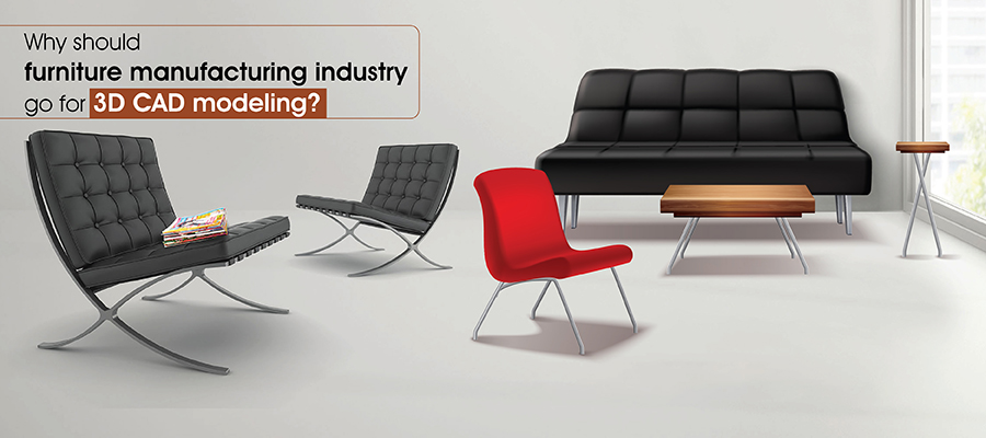 With features emphasizing visual rendering and mass customization, 3D modeling is luring the furniture manufacturers to shift from traditional drafting techniques. Check out the advantages of #3Dmodeling for #furnituremanufacture. https://t.co/CjmLgAJFt6 https://t.co/MjhBEi07lE