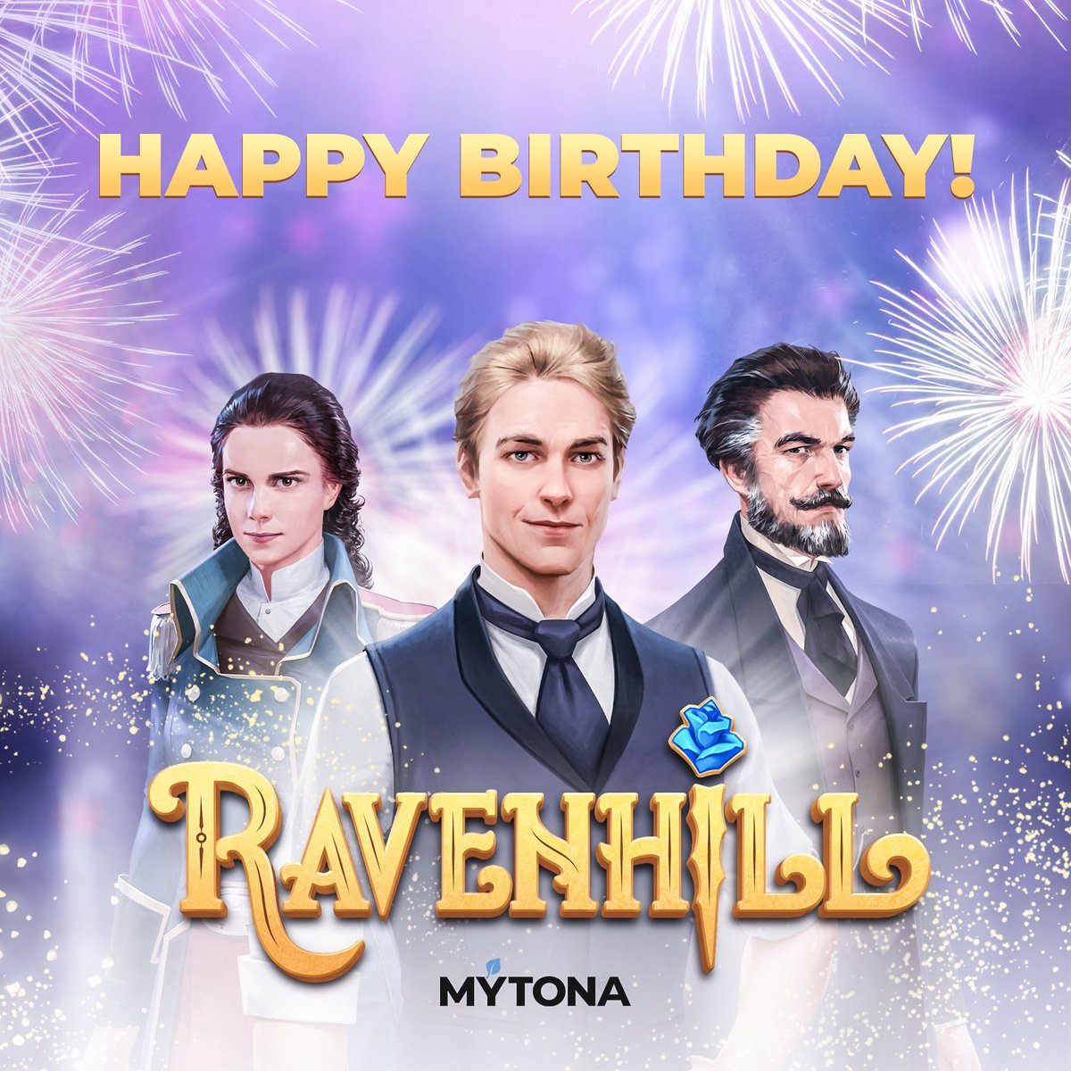 Today is one of the significant days for us - our game Ravenhill is 2 years old!🎂🎉 We wish the team to continue making magic with the same power and be inspired all the time. We also thank our players for the love and support day by day!❤️ #Ravenhill #mytona https://t.co/4YidNnRlEe