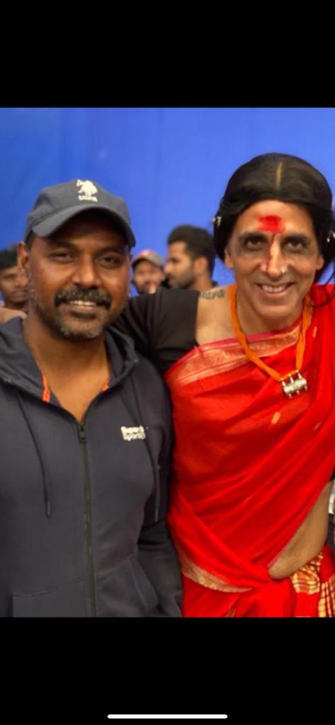 My special thanks to Akshay sir 🙏🏼   @akshaykumar @advani_kiara @Shabinaa_Ent @tusshkapoor @DisneyplusHSVIP