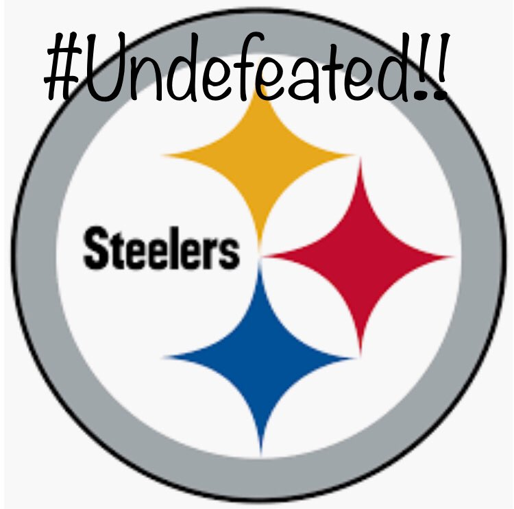 Day 8 of #GratitudeSnaps The win might not have been pretty, but I'll take it! Go Steelers!!