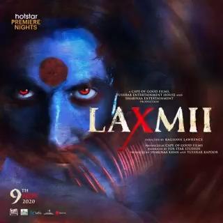 The mad ride has begun! 🤯  Watch #Laxmii now! #NowStreaming exclusively on Hotstar. #HotstarPremiereNights #YehDiwaliLaxmiiWali    @akshaykumar @advani_kiara @offl_Lawrence