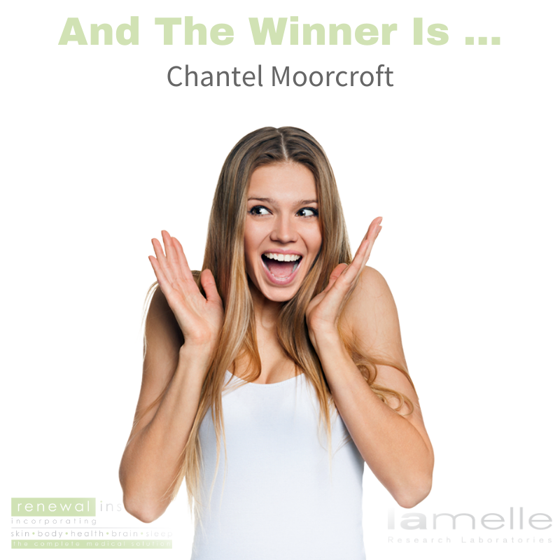 AND THE WINNER IS ... Congratulations to Chantel Moorcroft you have won a LAMELLE DERMAHEAL BUNDLE valued at R2250. Keep an eye on your Facebook inbox to claim your prize! #win #competition #beauty #SkinRenewalSA #ClickedOnSkin #skin  #OnlineSkinShop #SkinShop #Lamelle #skincare