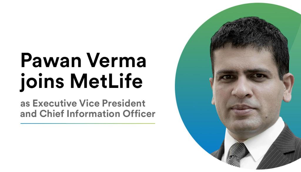 Today, Pawan Verma joins MetLife as Executive Vice President and Chief Information Officer!  👏🏾👏🏾👏🏾 Read more here: https://t.co/IdmEFC0FAE https://t.co/jdAQm3Wsm4