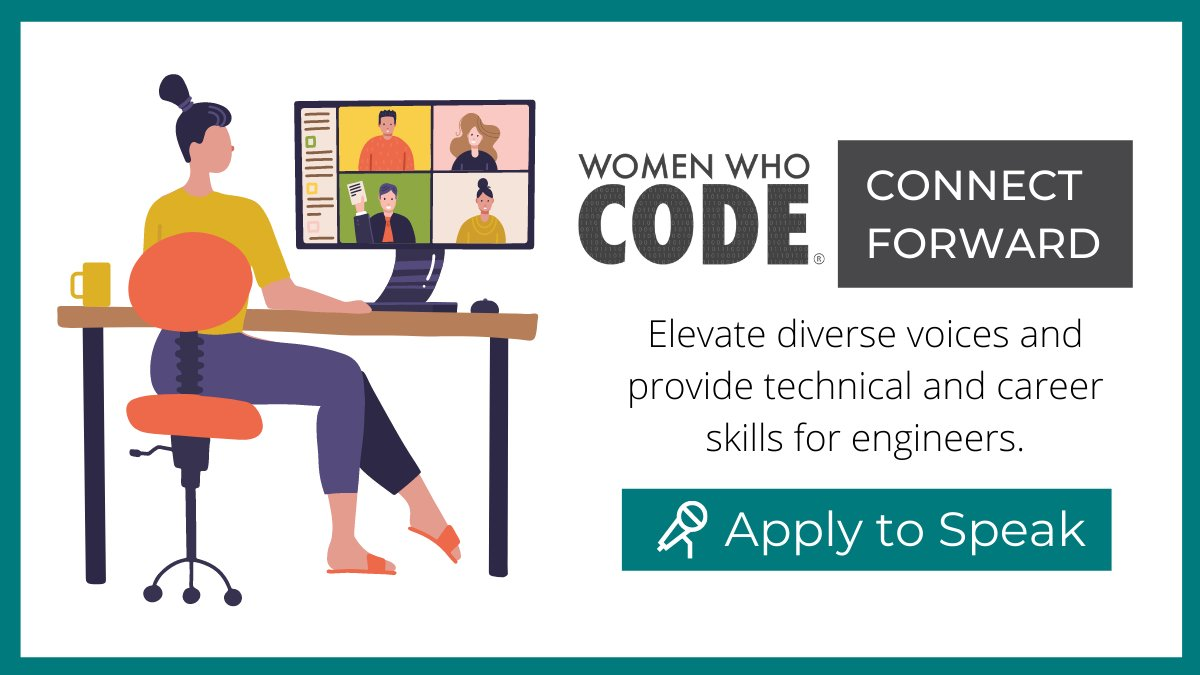 WWCode CONNECT Forward 2020