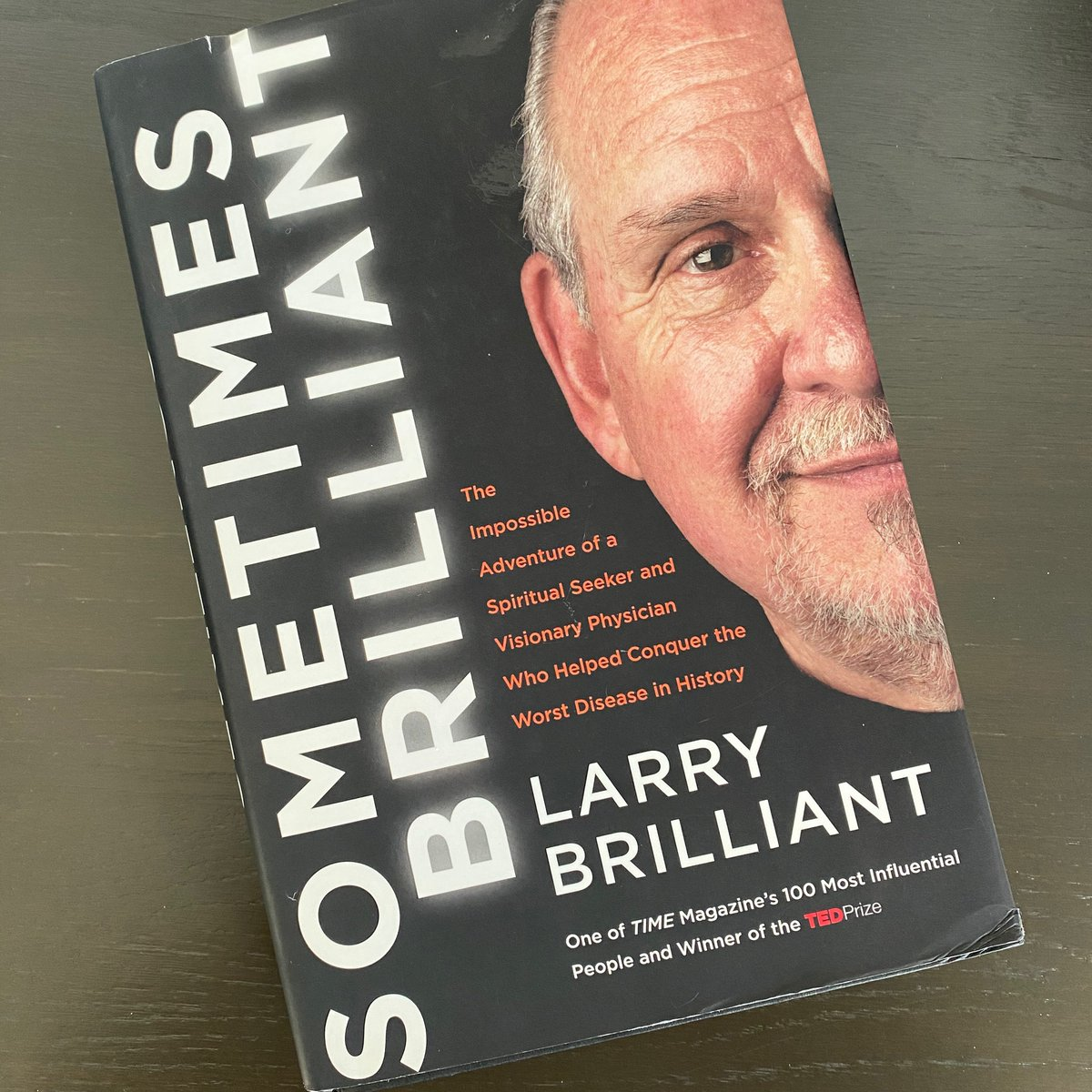 During this pandemic, you might be inspired by the heroic efforts of a man who was instrumental in the eradication of an even deadlier one—smallpox. Dr. Larry Brilliant's work with the WHO effectively helped to wipe this disease off the face of the globe. Great read!