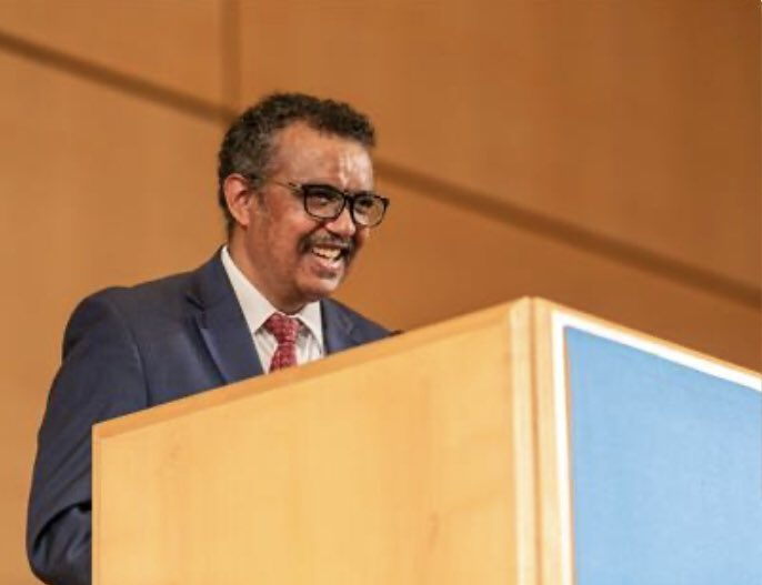 """In the past, WHO focused on the risks of partnership, not on opportunities. We must also see the risks of not engaging in new partnerships that could help us achieve our goals"", @DrTedros #WHA73.  IFBA is proud to be among those seizing opportunities to achieve #SDGs with @WHO"