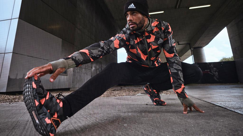 Layered and prepared.  The pieces in the COLD.RDY collection work together to keep you warm when you're cold, and feeling dry when you get your sweat on.  Shop the range now at:    #adidasRDY
