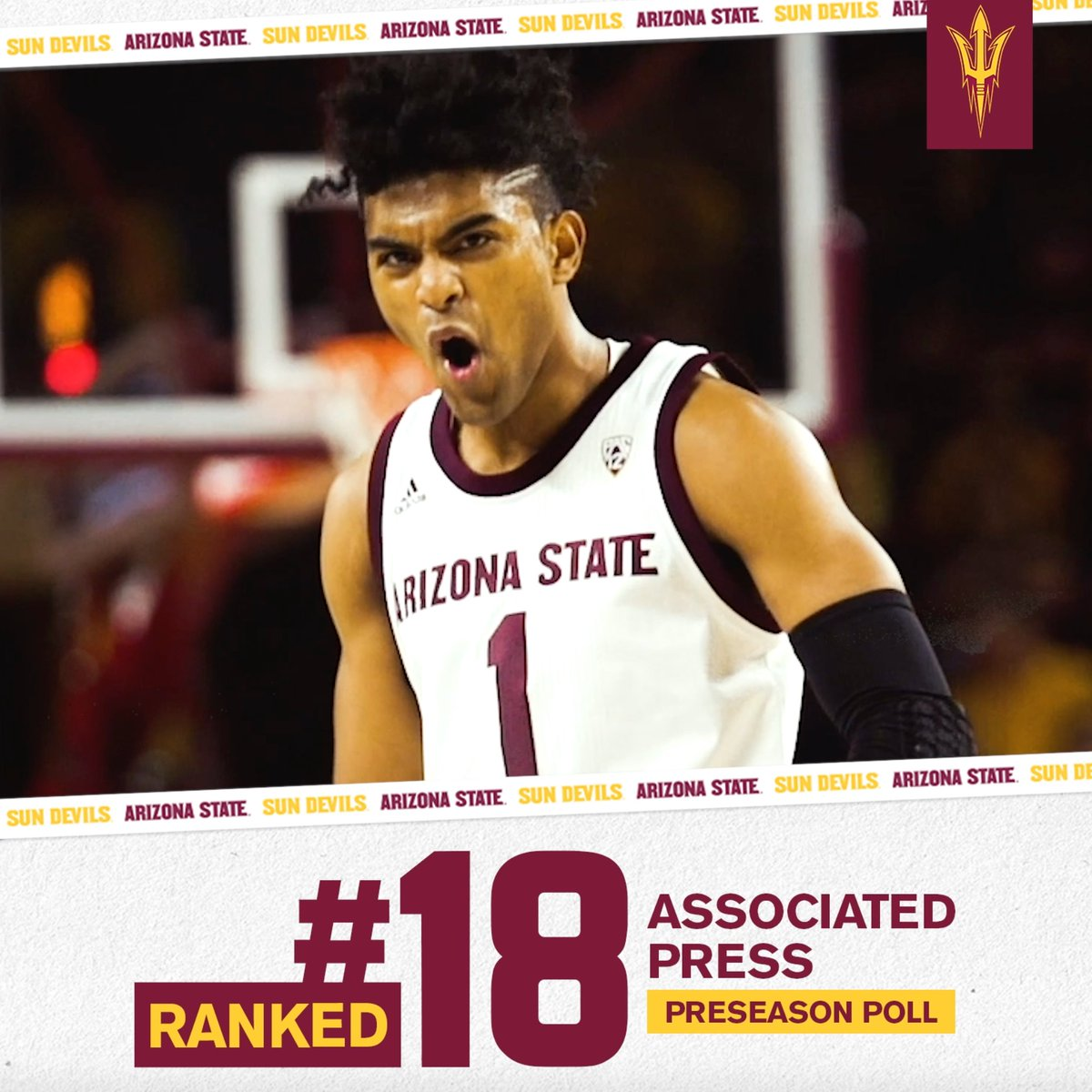 checking in at #18 ✅