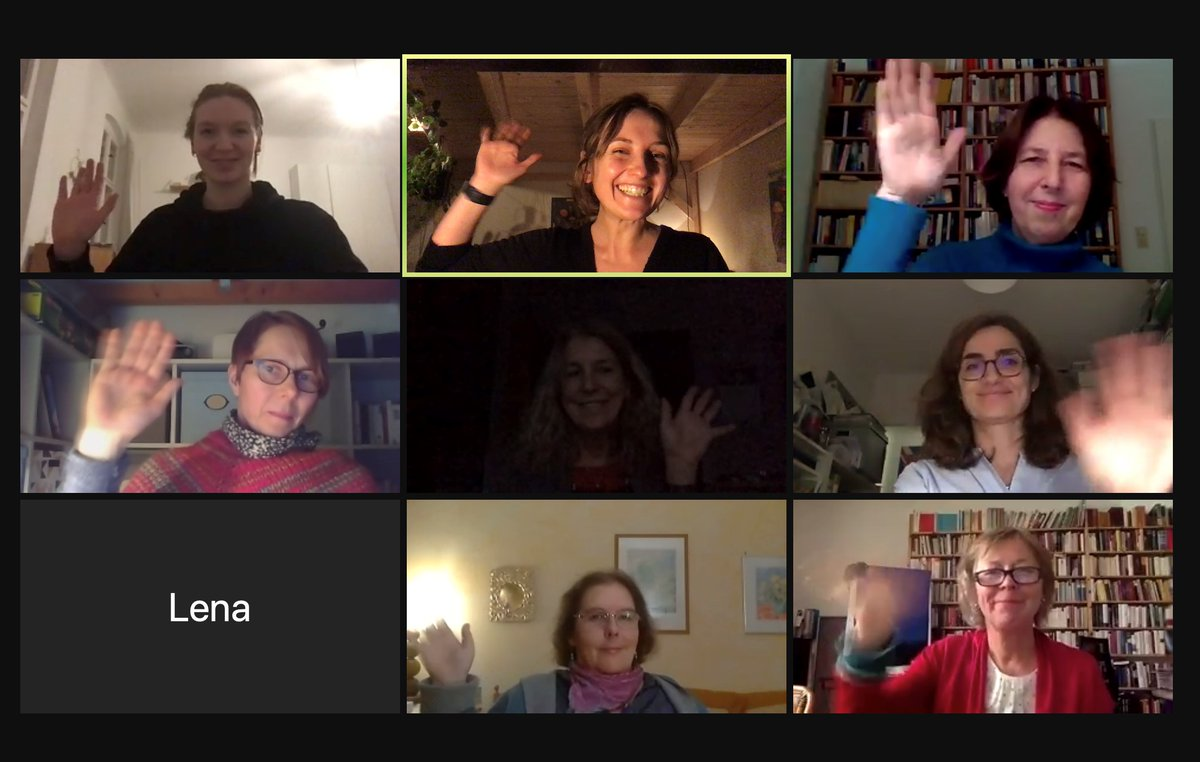 These German teachers have been sharing their experiences in testing our @dialls2020 Cultural Literacy Learning Programme as an online resource - before it becomes open access next year on our website. Watch this space! @DiallsLT @diallspt @DIALLS_cy @REA_research