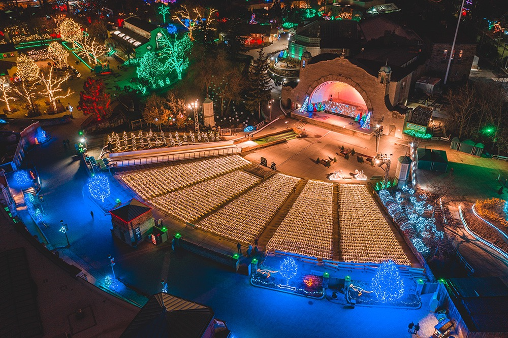 Toledo Zoo Christmas 2021 Dates Toledo Zoo On Twitter The Toledo Zoo Is Excited To Announce That The Lights Before Christmas Presented By Keybank Is A Nominee For Usa Today 10best S 2020 Holiday Readers Choice Award For