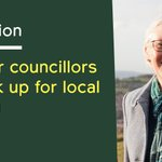 Image for the Tweet beginning: Will you ask your councillor
