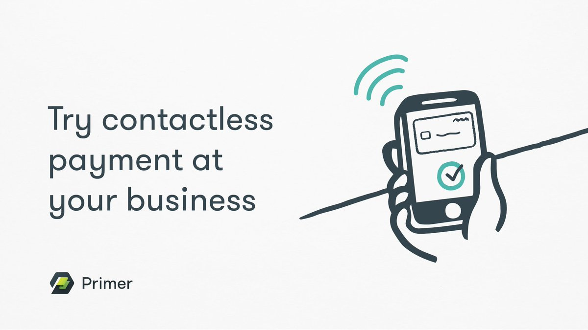 Drive sales + let customers know their health & safety is a priority = contactless payment ✅  Learn more from this @yourprimer lesson →  #GrowWithGoogle