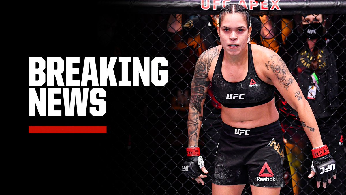 Amanda Nunes has withdrawn from her featherweight title defense against Megan Anderson at UFC 256 for undisclosed reasons, multiple sources told @bokamotoESPN. https://t.co/7mKbpkLB8O