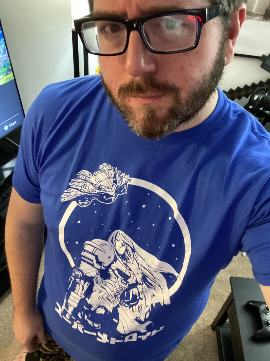 Dammit Dave - I love this shirt, also streaming soon, join me at