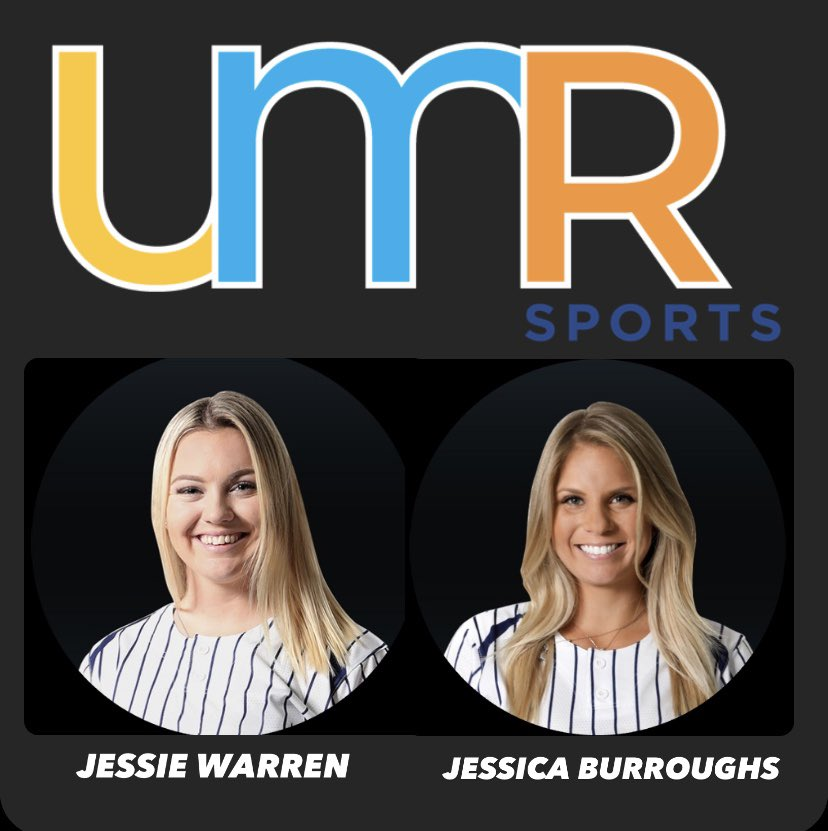Don't miss out! UMR Fastpitch Combine, featuring Professionals, Jessie Warren & Jessica Burroughs! Date-12/5, at SquareUp Academy in Bradenton,FL. Including recruiting video of all analytics! Register UMRsports.com @jessicawarren30 @jessicaburroug2