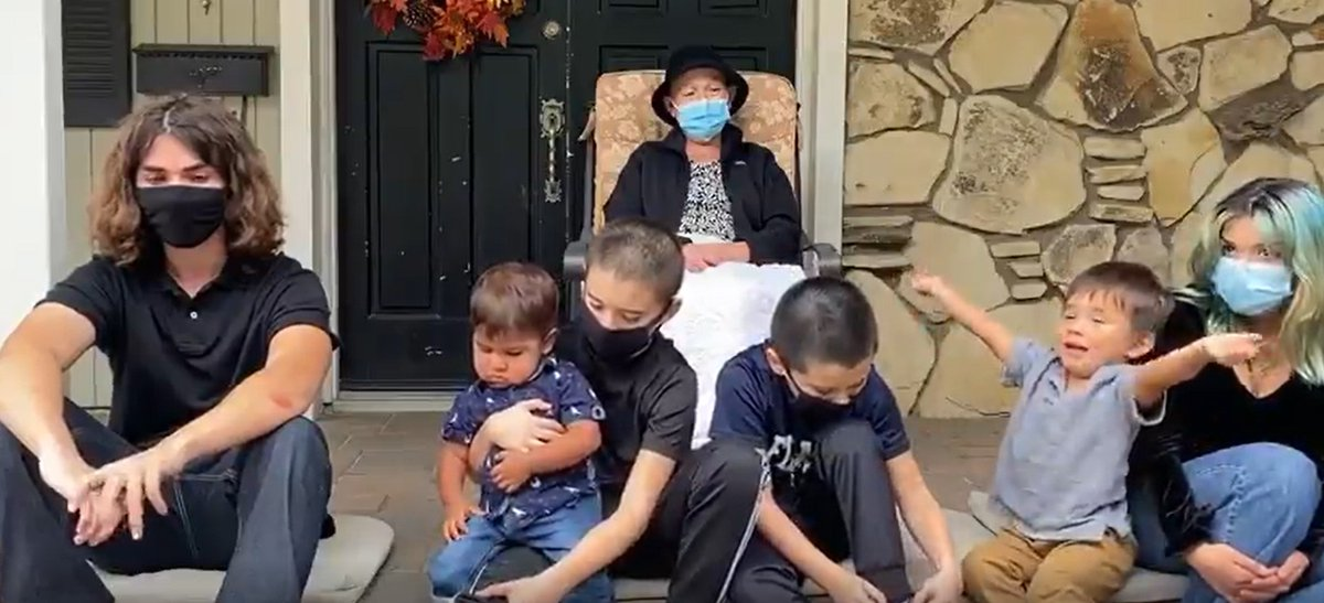 These 6 grandchildren are making a public plea to help to help save their 60-year-old abuela or grandmother, who is battling an aggressive form of leukemia and in desperate need of a life-saving bone marrow donor.   More info here:     📸: @BeTheMatch