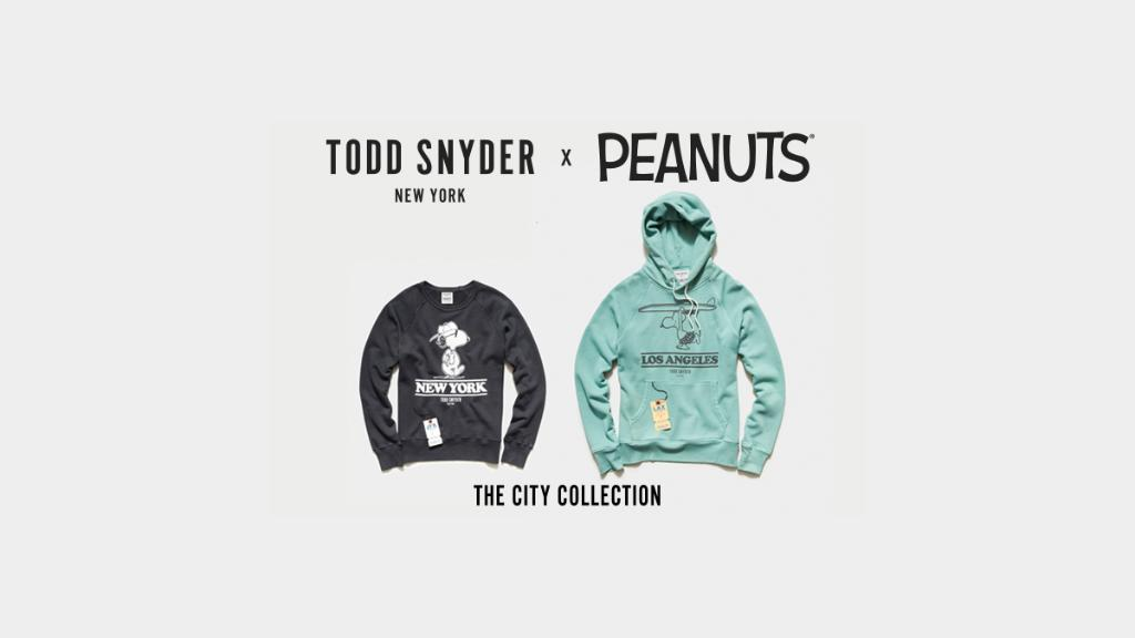 Never stop smiling with a Snoopy sweatshirt from Todd Snyder! American Express has teamed up with @ToddSnyderNY to offer exclusive Card Member first access to the new Peanuts: The City Collection. Card Members can get early access here: . Terms Apply.
