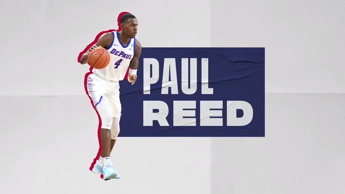 """If someone takes him in the 20s, I actually think it's a steal in this draft. I see a lot of things that can translate to the NBA level.""   @chadfordinsider tells @John_Fanta why @DePaulHoops @BBall_Paul is rising on boards heading into tomorrow night. #BIGEASThoops #NBADraft https://t.co/zK0Eax1enq"