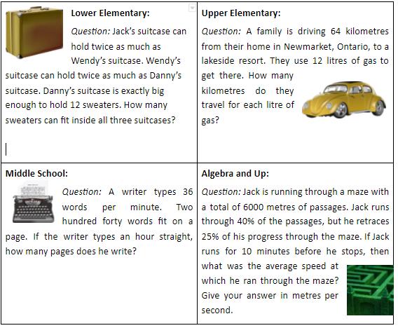 Here are this week's PROBLEM OF THE WEEK!  #problemoftheweek #math #mathisfun #mathforkids #mathtutoring #mathenrichment #matheducation #education #mathnasium #pleasantview #torontomathtutoring #mathproblem #mathforchildren #mathhelp #homeworkhelp #toronto #mathematics https://t.co/Aet8esUgkE