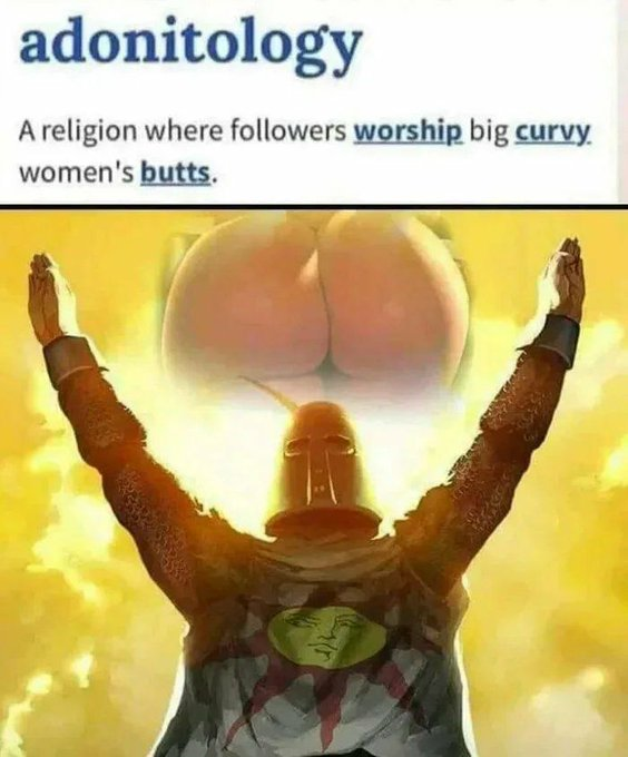 I found my new religion🙏  Who wants to join! https://t.co/kzU5F22Zv2