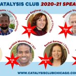 Image for the Tweet beginning: #Catalysis Club of Chicago 2020-21