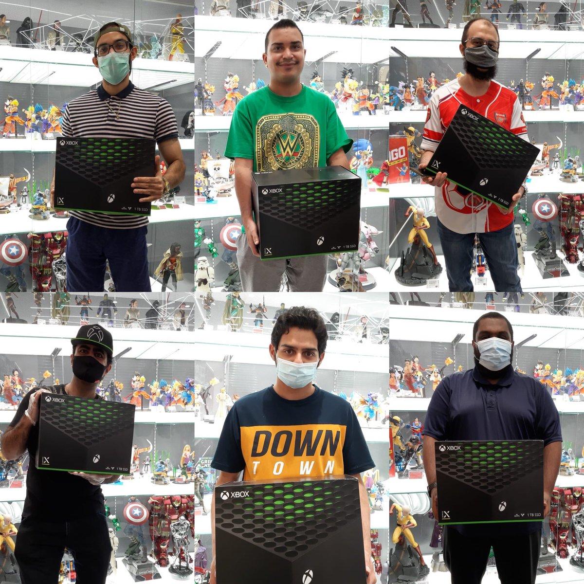 Bahraini Fans #XboxSeriesX #XboxSeriesS @XboxGulf @GDNonline https://t.co/yi6X2C7B8L
