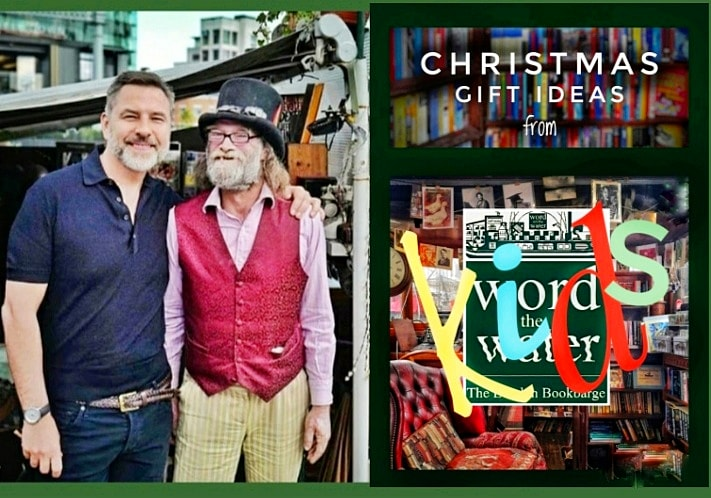 'This is my new favourite bookshop'  - David Walliams  So we've taken the liberty of making a list of some Christmas ideas for kids this year. There are award-winners, latest books by famous children's writers,  recommendations by literacy consultants..