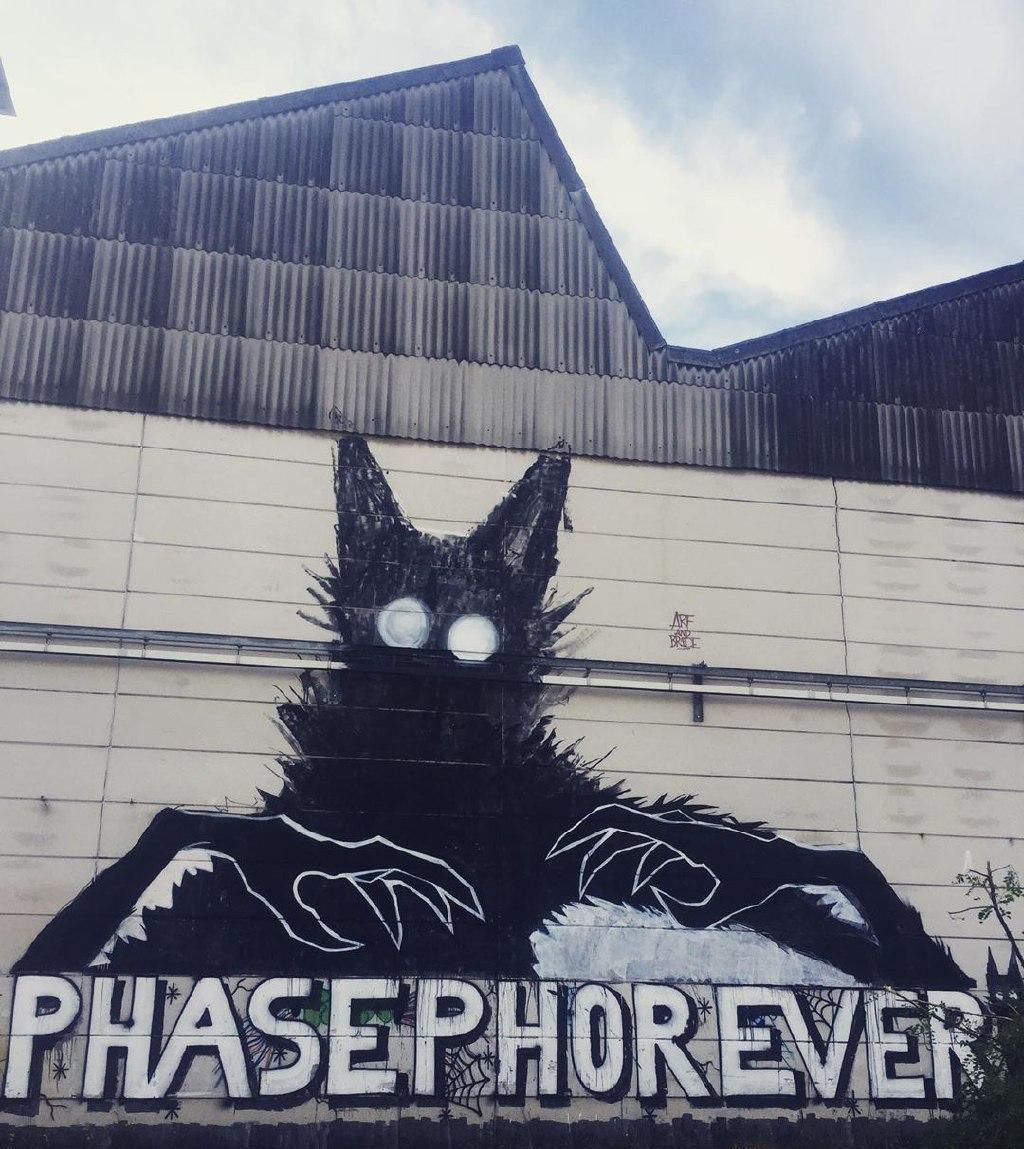 collabphorever. . . . .. #ARF #avoidgraffiti #wolvesonly