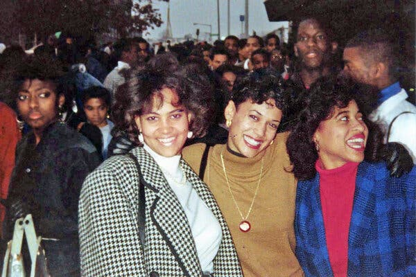 As we're ready for our first official #HBCUHomecoming challenge... here's a look back at our Vice President - Elect @KamalaHarris at @HowardU Homecoming...   #topittheapp #KamalaHarrisVP #howarduniversity