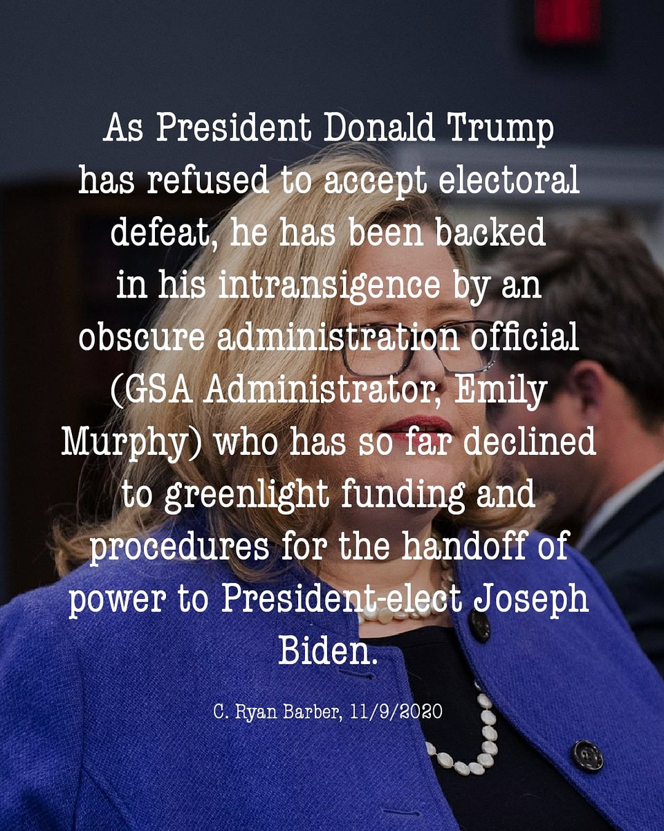 Mmmch On Twitter Call 844 472 4111 To Demand Emily Murphy Sign The Letter Authorizing The Biden Transition She S Holding Up Biden S Transition And 331 Million Americans While Covid Rages Emilymurphygsa Scorchedearth Trumpsamerica Bidenharris2020