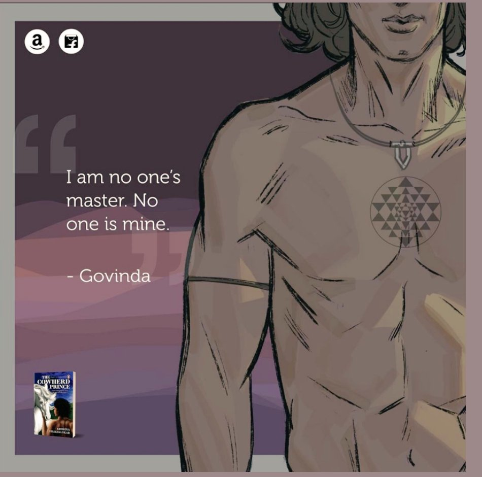 Good morning. Have you read #TheCowherdPrince yet?