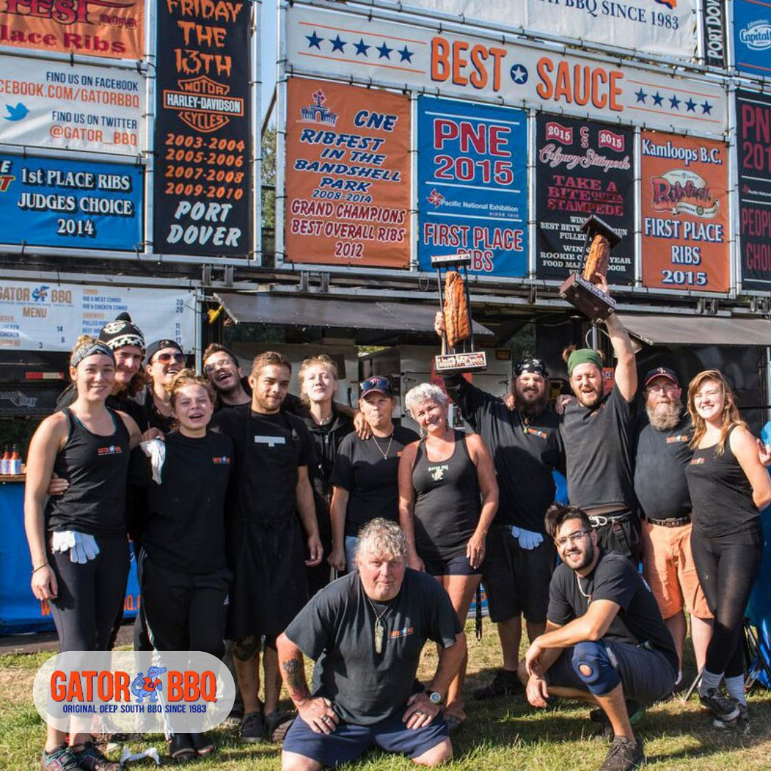 A few days of summer in November got us missing #Ribfest and our fun team of CHAMPS!🏆 Make everyday feel like Ribfest! 👉Visit us at 175 West St., Simcoe, ON Tuesdays-Thursdays 2-7pm and Fridays-Saturdays 2-8pm!  #simcoebbq #simcoefoodbusiness #bestribs #ribfest #bestbbqsauce https://t.co/Tqbk8wYxjy