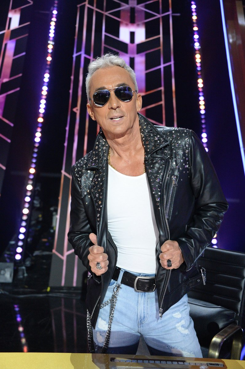 ".@BrunoTonioli channeled his inner #GeorgeMicheal on tonight's ""Icons Night"" episode of @DancingABC.   (ABC/Eric McCandless) #DWTS #BrunoToniolo #DancingWithTheStars #entertainment #celebrity"