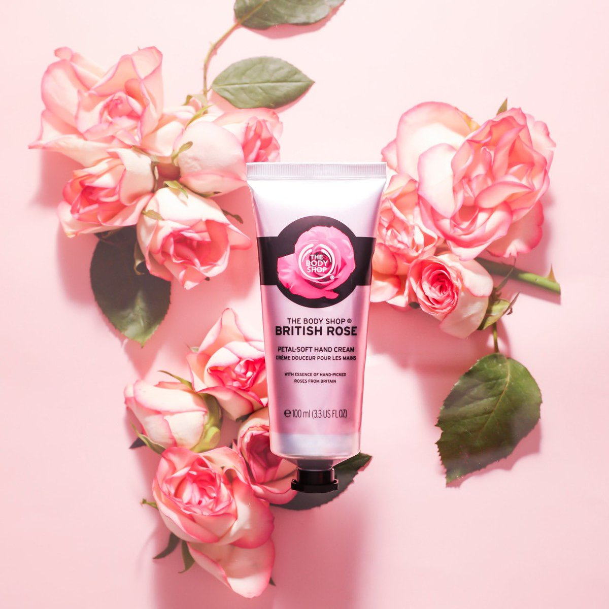 Cocoon your hands in dewy hydration with British Rose hand cream. Infused with the essence of hand-picked British roses, this lightweight hand moisturiser is like carrying a bouquet of beautiful blooms! Shop Online, In-store or via Home Delivery +91-7042004412 #TBSInd #MustHave