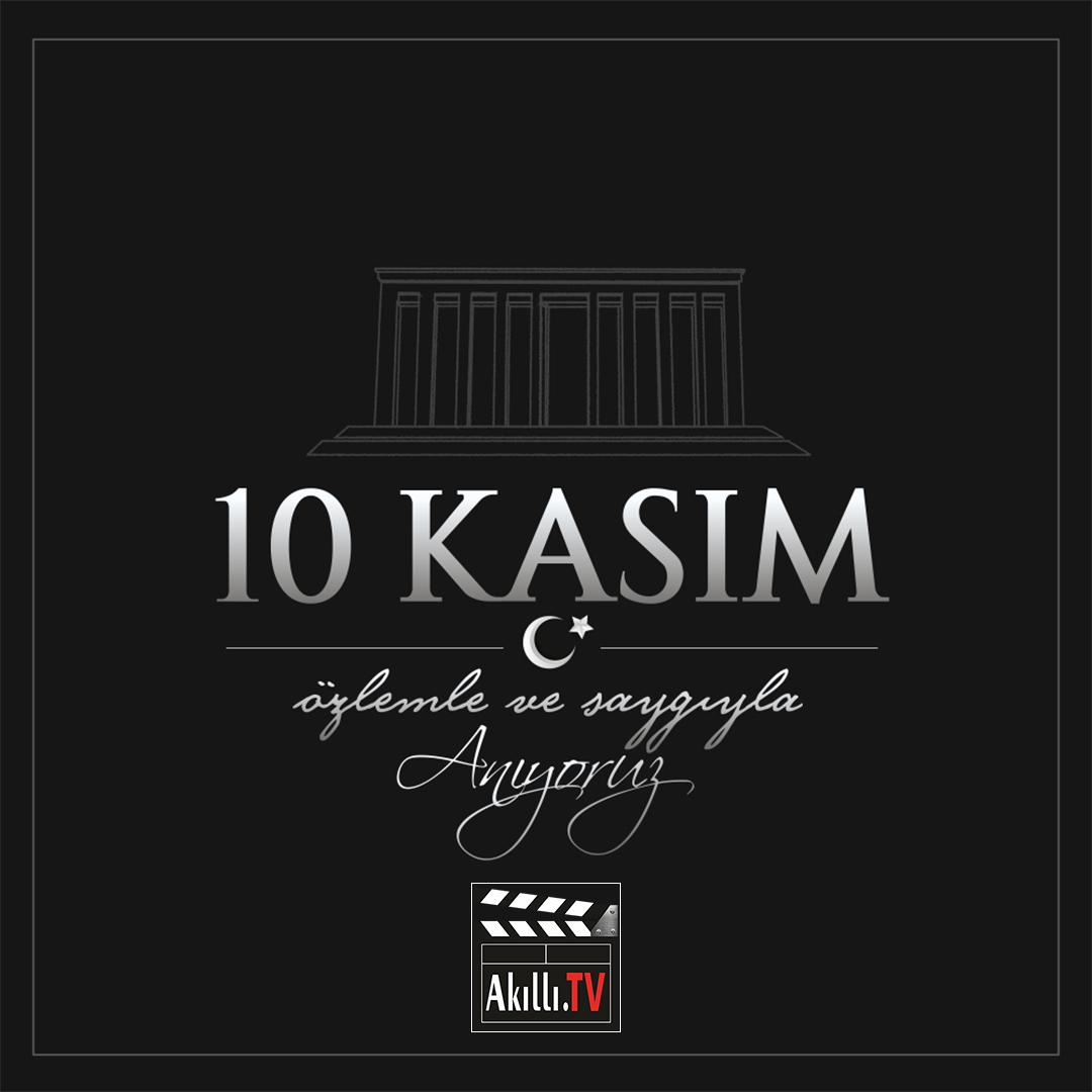 Cumhuriyetimizin kurucusu Gazi Mustafa Kemal Atatürk'ü saygı ve minnetle anıyoruz. #10Kasım https://t.co/aMlAmDiQF6