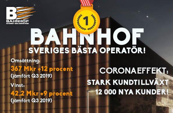 bahnhof teknisk support