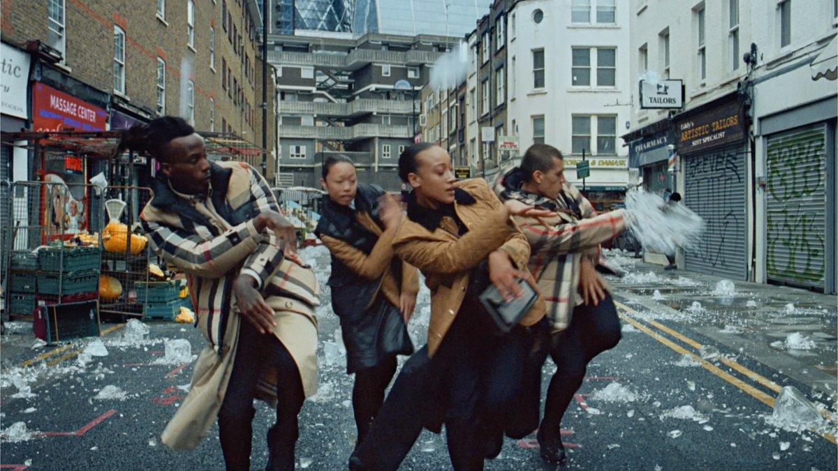 'It's about that fearless spirit and imagination when pushing boundaries.' #RiccardoTisci  @TheMegaforce, @KateArizmendi, @LAHORDE_, #IbrahimKamara, #DreyaMac, @RiffRaffFilms, #ZhaneSamuels #ChantelFoo, #KevinBago and #RobinsonCassarino.   Discover more