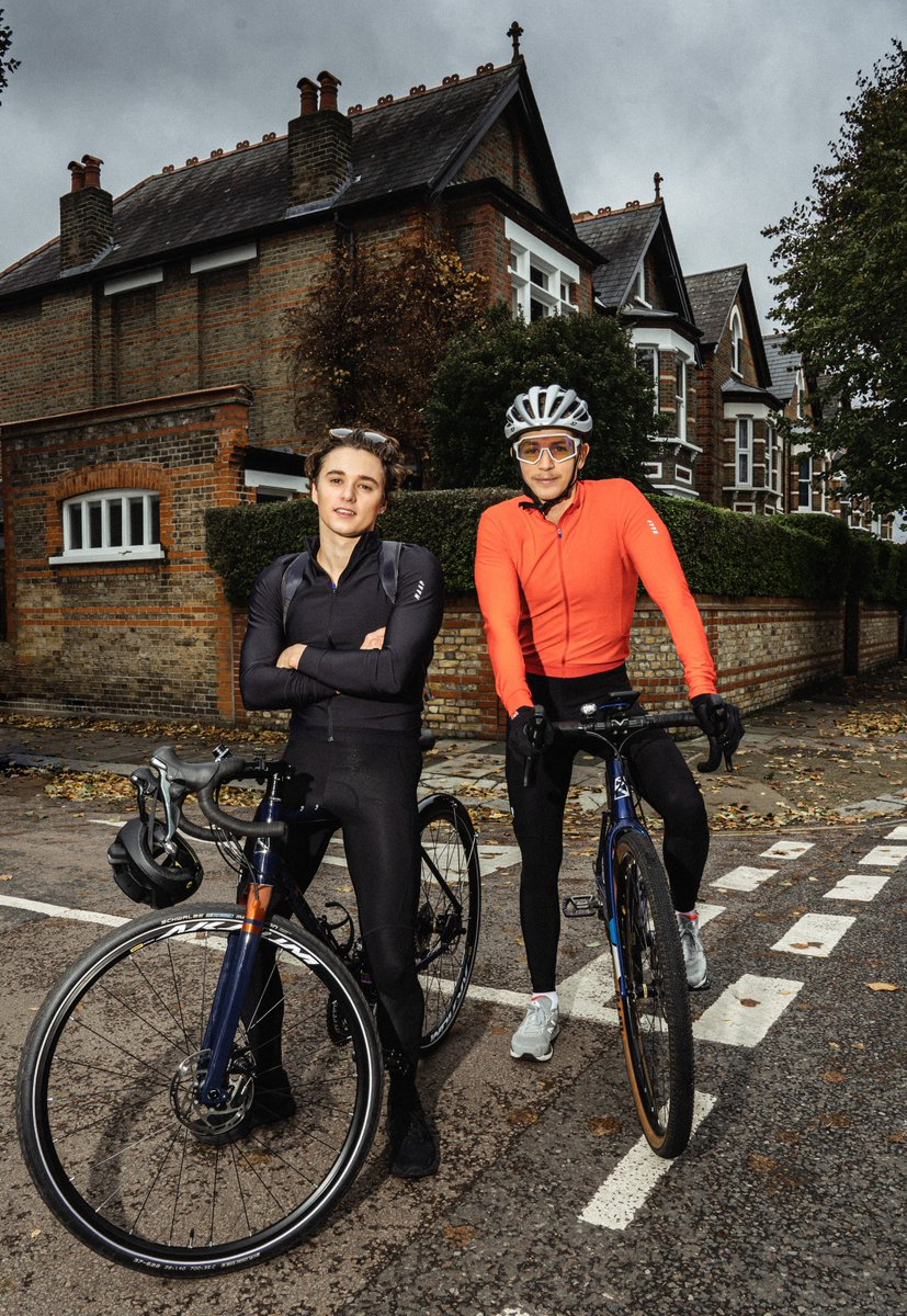 So... who's going to join @TheVampsBrad and @TheVampsJames on their epic cycle ride??? More details here: