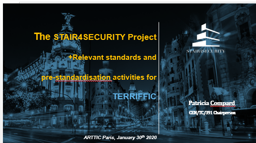 Thanks @stair4security. Common standards in CBRNe are very important - very happy to be working with you on this.